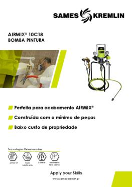 Ficha Produto 10C18 Bomba Pintura Airmix