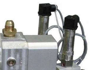 (5) Sensor de presión