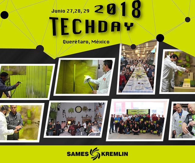 Techday México Junio 2018