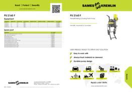 PU 2160 F Airmix® Flowmax®