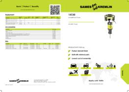 Leaflet 15C50 Airmix® Paint Pump SAMES KREMLIN