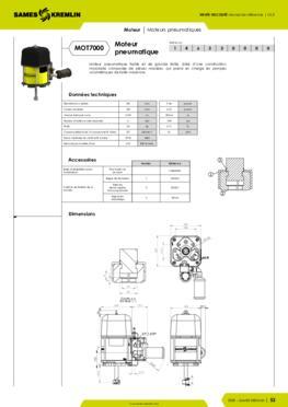 MOT7000 Datasheet