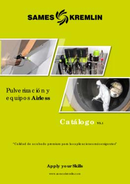 Catálogo Gama Airless SAMES KREMLIN