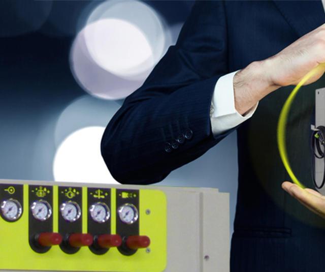 User-friendly electrostatic isolation system