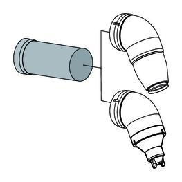 Pulvérisateur multi-process : 1 corps / 2 types de pulvérisation