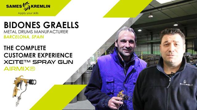 Testemunho GRAELLS