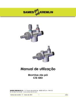 CS130 | Manual Instruções