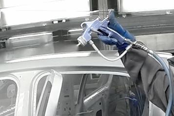(5) M22 spraygun