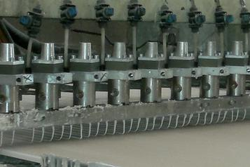 (5) Automatic extrusion gun