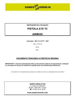 ATX TC | Manual Instruções