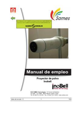 Inobell | Manual de instrucciones