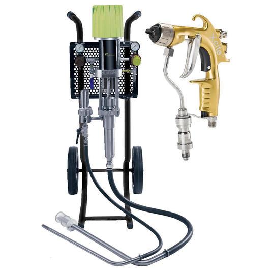 Xcite Gun + 20.25 pump