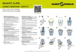 Instrucciones de montaje SMART CUPS