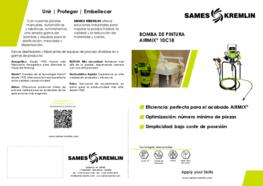 Díptico Bomba de pintura Airmix® 10C18