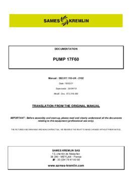 17F60 | User manual