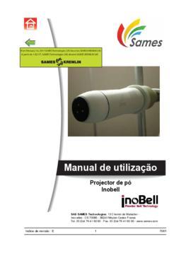 Inobell | Manual Instruções