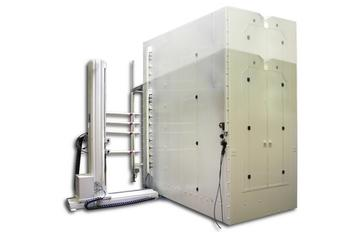 (3) Powder spray booth