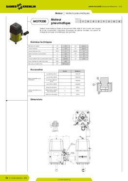 MOT9200 Datasheet