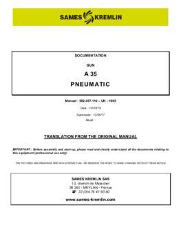A 35 | User Manual