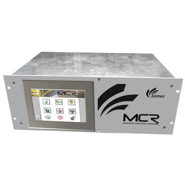 Módulo de Control MCR