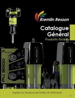 Catalogue général Produits fluides