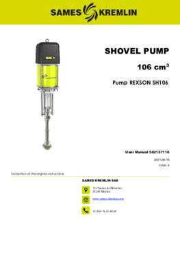 REXSH106 REXSON Dispense | User manual
