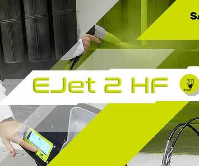 E-Jet2HF for thermoplastic powders