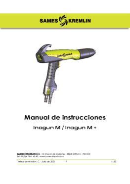 Inogun M   Manual de Instrucciones