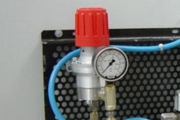 (5) Paint regulator