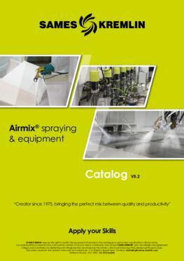 Airmix® Catalog 2020 Sames Kremlin