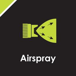 We have been an Airspray manufacturer since 1925, bringing you the very best in Finishing.