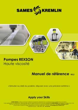 Catalogue Haute Viscosité - Pompes REXSON