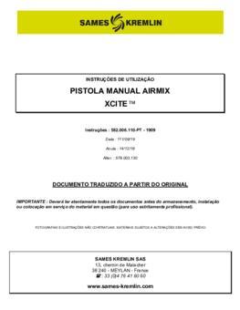 Xcite | Manual Instruções