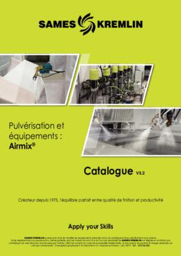 Catalogue Airmix® SAMES KREMLIN
