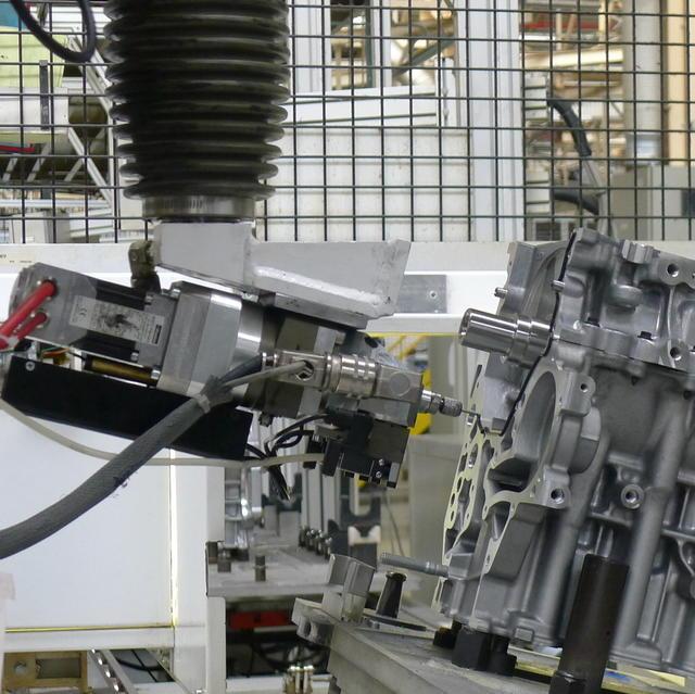 Solución para motores de potencia