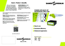 Leaflet Auto Mach jet (English version) SAMES KREMLIN