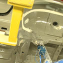Robotic seam sealing automotive
