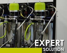 Soluzione pompaggio liquido avanzata