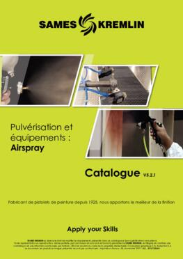Catalogue Airspray SAMES KREMLIN