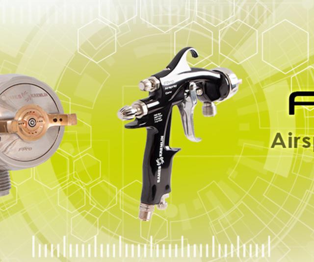FPro Airspray manual gun