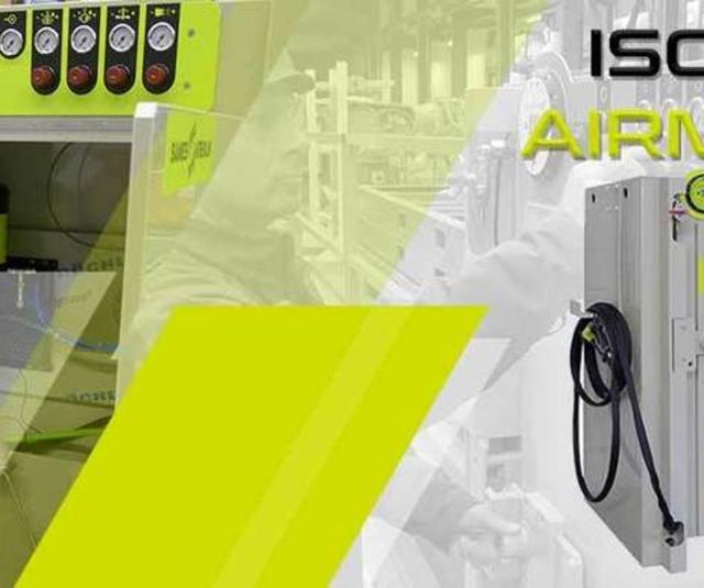 Isocube Airmix solution