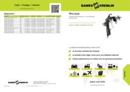 FPro Lock P Pistolet manuel