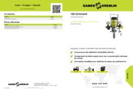10C18 Airmix® Pompe de peinture
