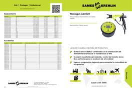Pistola Manual Electrostática Nanogun Airmix®