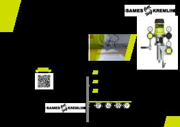 Leaflet 02C85 Airspray Paint Pump (English version) SAMES KREMLIN