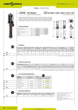 SH930 Datasheet