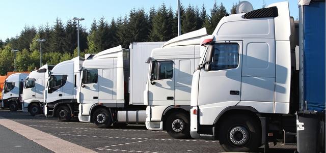 Kabiny samochodów ciężarowych
