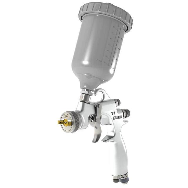 S3G HPA manual spray gun