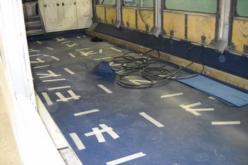 (5) Floor Bonding