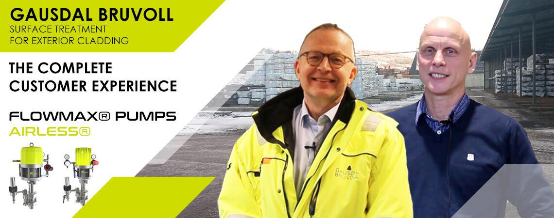 全球客户经验分享:Gausdal Bruvoll(挪威)